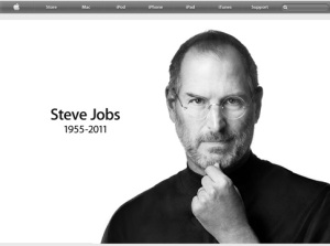 """RIP Steve Jobs"""