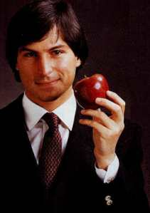 """A Young Steve Jobs"""