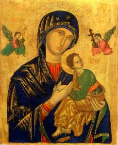 """Blessed Mother Of Perpetual Help"""